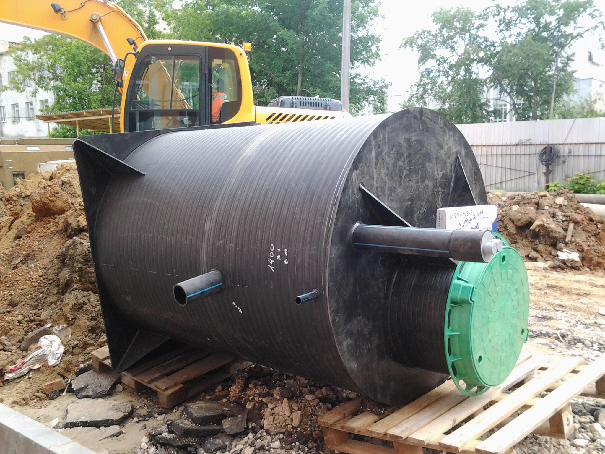 Преимущества пластиковых промышленных жироуловителей «МАГНАТ»
