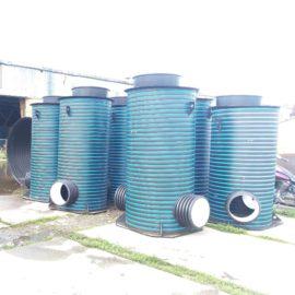 Реконструкция сети ливневой канализации